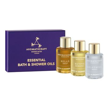 Aromatherapy Associates Essential Bath & Shower Oil Trio | Nordstrom