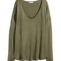 H&M V-neck Sweater $24.99
