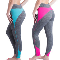2016 Women Leggings For Female High Waist  Fitness Pants Legging Workout Fitness Leggings Bodybuilding Clothes Body Shapers