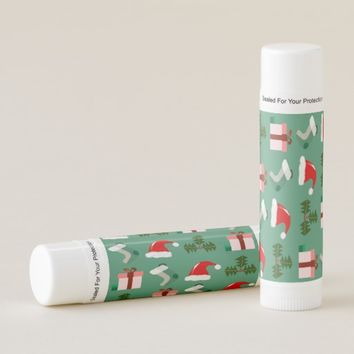 Merry Christmas Unflavored Lip Balm