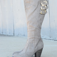 Raelynn Boot by Quipid {Beige} | Women's Size 5.5 to 10