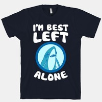 I'm Best Left Alone