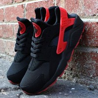 NIKE Huarache Run Fashion Running Sport Shoes Sneakers Shoes
