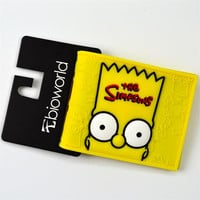 The Simpsons Bart Simpson Bifold Wallet