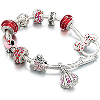 Minnie Mouse Toggle - Disney - 1014-0038 | chamilia.com