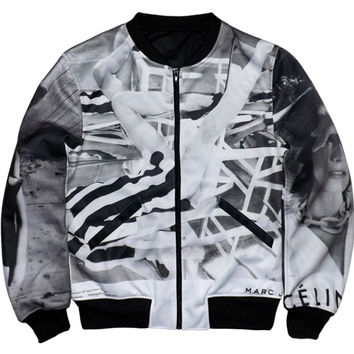 "Wil Fry 2013 Spring/Summer ""Collab"" Jacket"