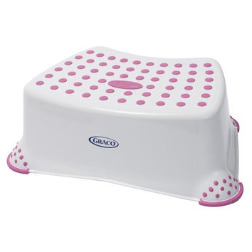 Kids, Toddlers, Non Slip Sturdy One Step Deluxe Step Stool