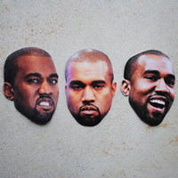 Kanye West Stickers