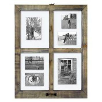 4 Opening Windowpane Collage Frame -Threshold™ : Target