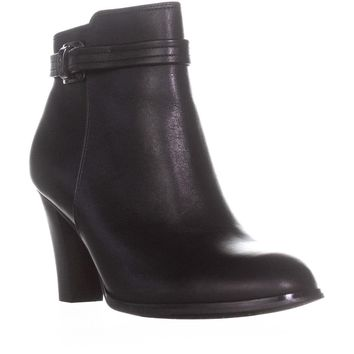 GB35 Baari Ankle Boots, Black, 9 US