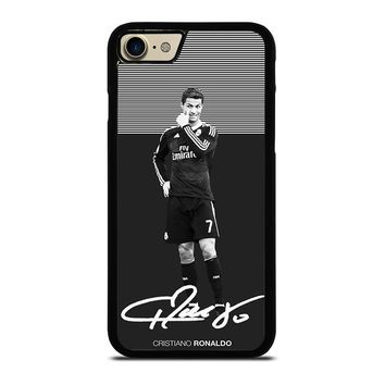 CR7 CRISTIANO RONALDO iPhone 7 Case Cover