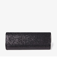 Glittered Diamond Clutch