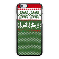 Wonderland Knitted Christmas iPhone 6 Case