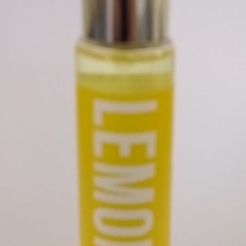Bath & Body Works LEMON Fragrance Mist Travel Size 1 oz