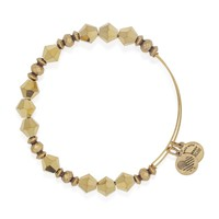 Golden Luster Wonder Beaded Bangle