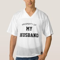 Property of My Husband Customize Text