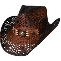 Bullhide Cowboy  Hat Pure Country Toyo Straw Cowboy Hat TOP SELLER!