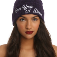 Disney Sleeping Beauty Once Upon A Dream Watchman Beanie