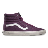 Vans Overwashed SK8-Hi Reissue (potent purple/true white)