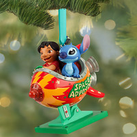 Disney Lilo & Stitch Sketchbook Ornament | Disney Store