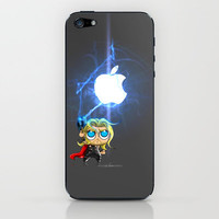 Thor....Nano iPhone & iPod Skin by Emiliano Morciano (Ateyo)