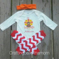 Baby Thanksgiving Onesuit, Personalized Thanksgiving Outfit, My First Thanksgiving Onesuit, Thanksgiving Clothes, Turkey Onesuit, I'm Stuffed
