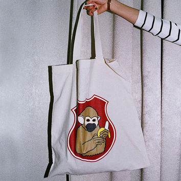 Korean Lovely Canvas Stylish One Shoulder Fashion Vintage Bags Tote Bag [8269845447]