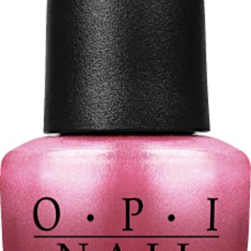 OPI Nail Lacquer - A Rose At Dawn... Broke By Noon 0.5 oz - #NLV11