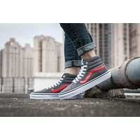 Best Deal Online VANS Old SK8-Hi High Top Men Flats Shoes Canvas Sneakers Women Sport