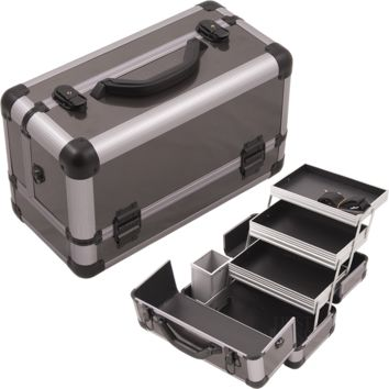 Fortezza Train Makeup Case by Hiker