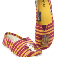 Harry Potter Gryffindor Slip-On Shoes