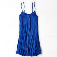 AEO RIBBED HI-LO DRESS