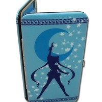 Sailor Moon Sailor Moon Silhouette Hinged Style Wallet