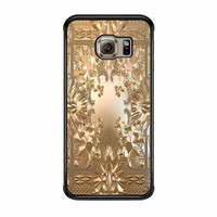 Jayz Kanye West Album Cover Watch The Throne Samsung Galaxy S6 Edge Case