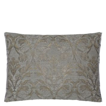 Designers Guild Vittoria Graphite Decorative Pillow