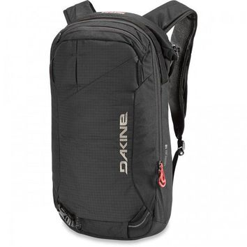 Dakine - Poacher Ras 18L Black Backpack