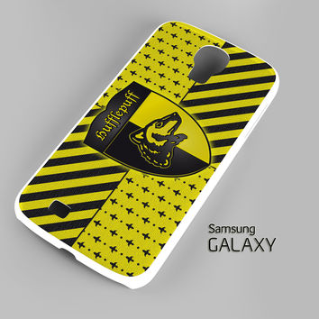 Hufflepuff Wall Harry Potter Hufflepuff Crest A0291 Samsung Galaxy S3 S4 S5 Note 3 Cases - Galaxy