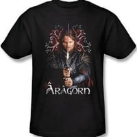 Lord of the Rings - Aragorn Men's T-Shirt