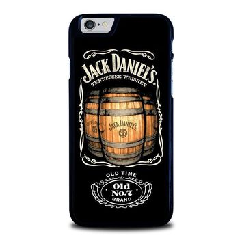 jack daniels iphone 6 6s case cover  number 1