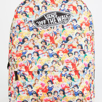 VANS Disney Princess Backpack | Womens Backpacks