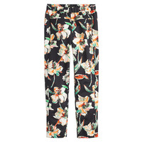 J.Crew Womens Collection Tropical Floral Pant
