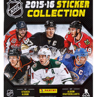 2015-2016 Panini NHL Sticker Album Refill Pack