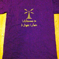 Welcome to Nightvale Radio Tower Cecil tshirt