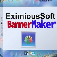 EximiousSoft Banner Maker 5.4 Crack and Serial key Download
