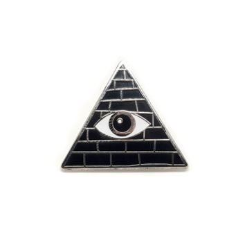 HOME :: Pins & Patches :: LAPEL PINS :: All seeing Eye Lapel Pin