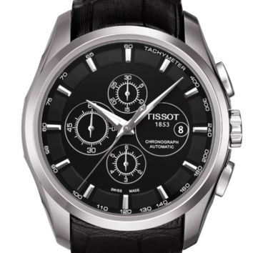 TISSOT COUTURIER AUTOMATIC CHRONOGRAPH C01.211 Men's Watch T035.627.16.051.00