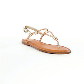 GB Shop-On Rope T-Strap Sandals | Dillard's Mobile
