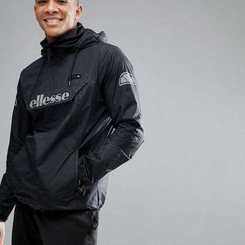 Ellesse Sport Overhead Jacket With Logo at asos.com