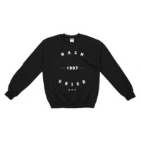 Nash Grier '97 USA Varsity Crew Neck Sweatshirt - BLV Brands