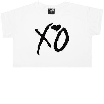 XO CROP TOP